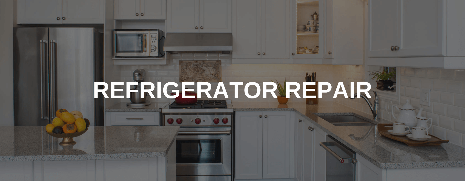 refrigerator repair city st